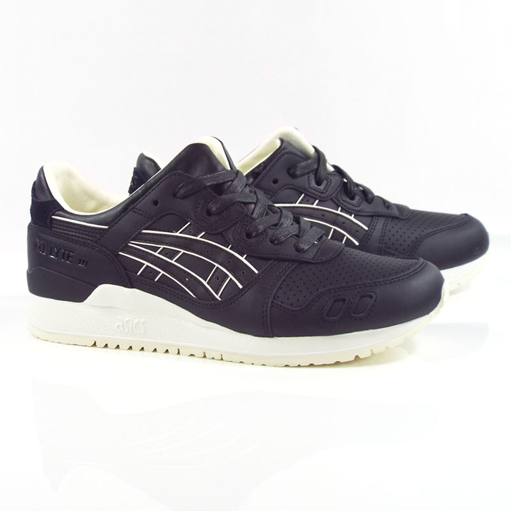 newest collection 1e94d cd6c6 Asics Gel Lyte III Shoes - Black/Black