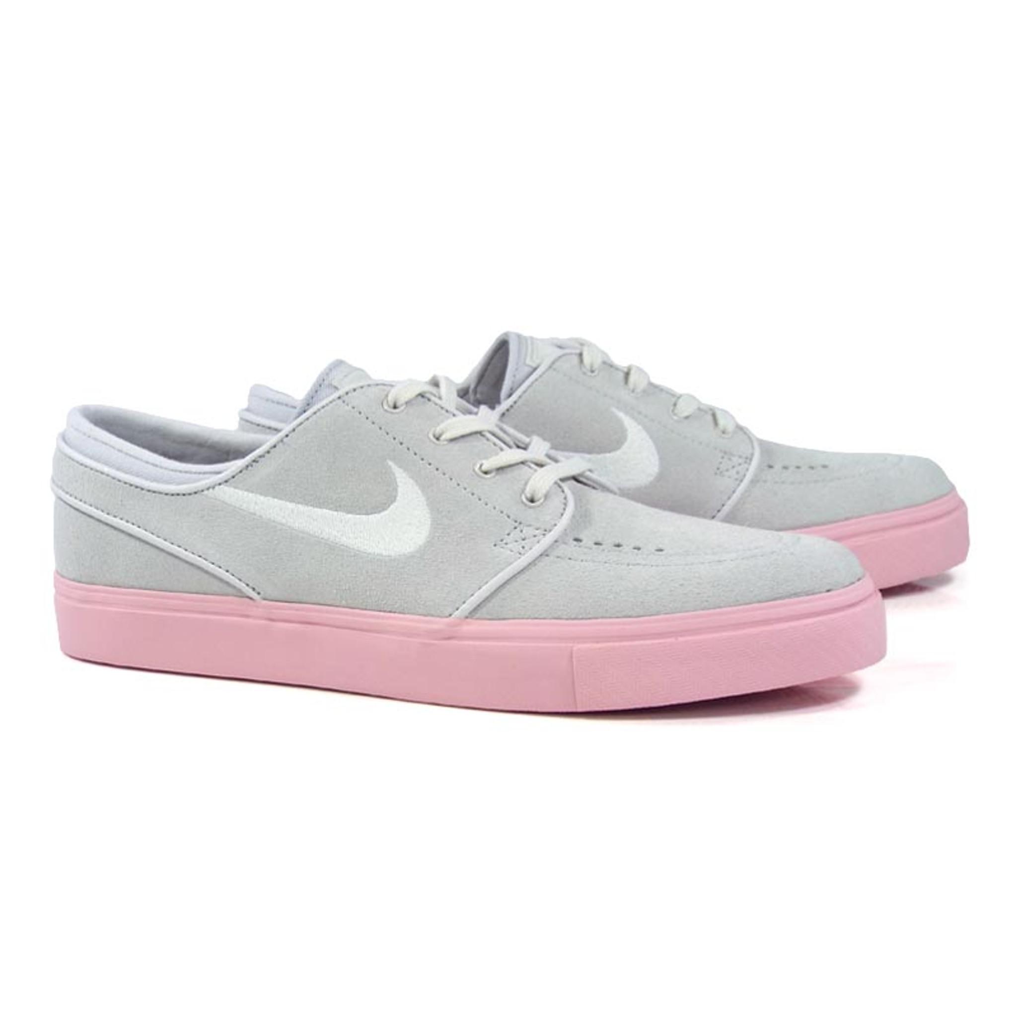 pierna Arcaico Cortar  Nike SB Zoom Stefan Janoski Shoes - Vast Grey/Phantom-Bubblegum-Bubblegum -  Detroit City Skateboards Co.