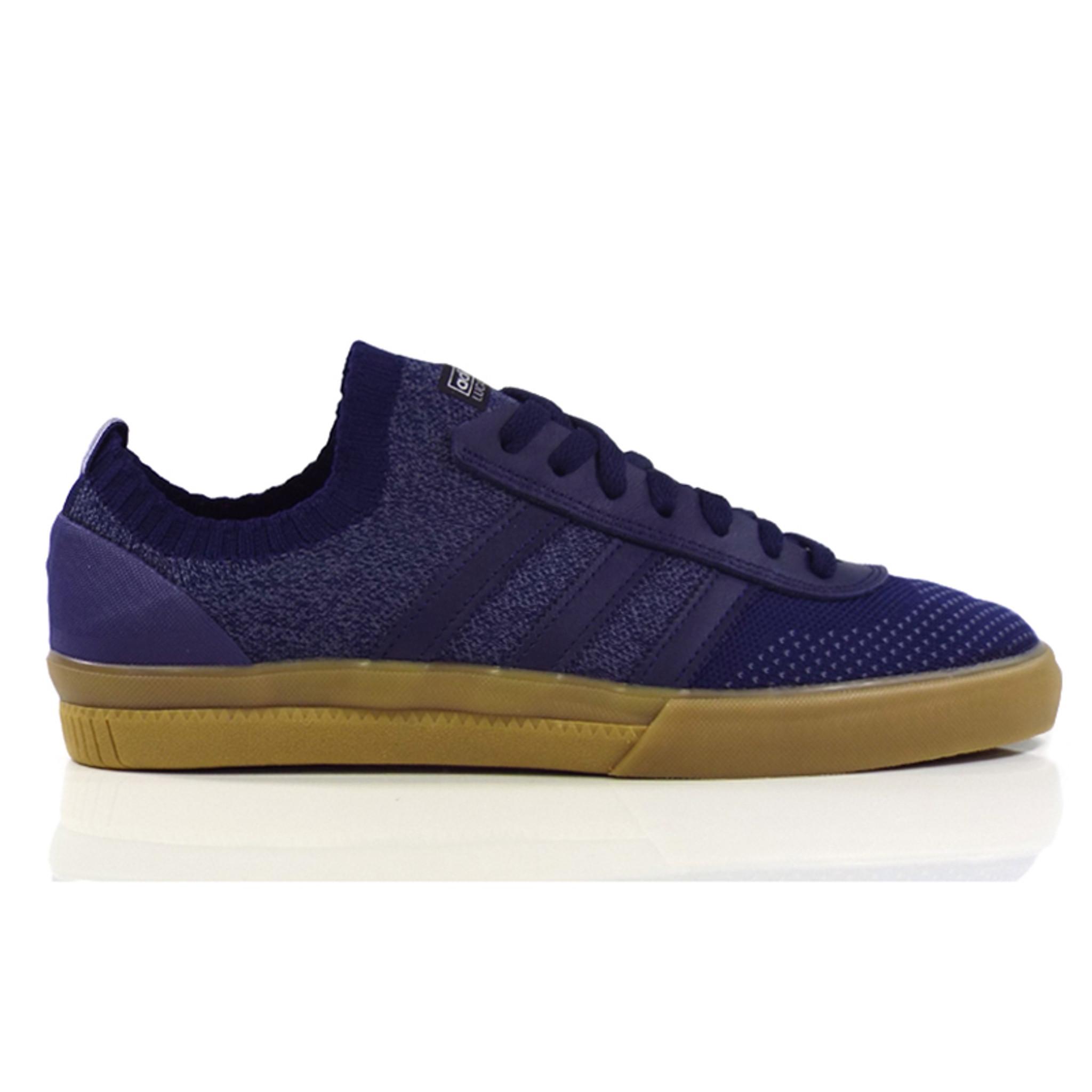 Adidas Lucas Premiere Primeknit Shoes Collegiate NavyOnix Gum