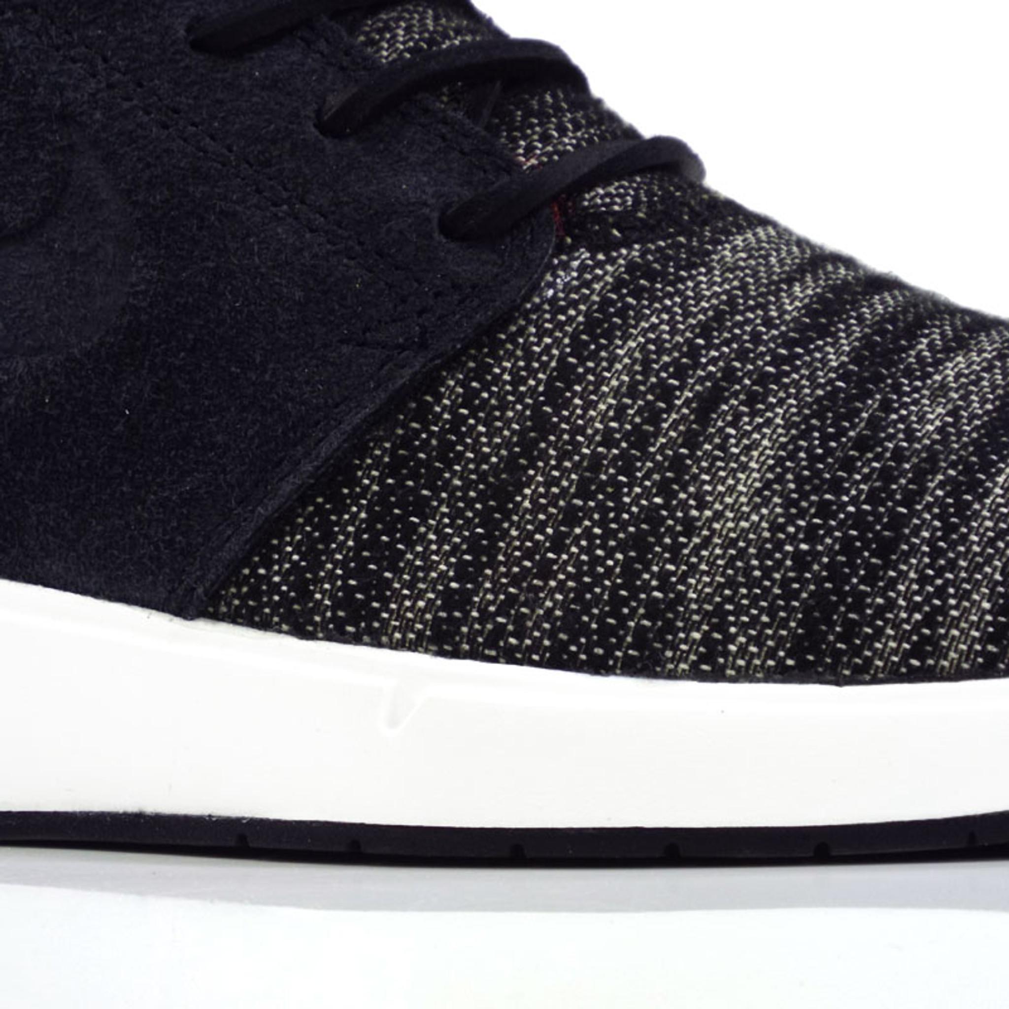 ganador el fin Uva  Nike SB Air Max Stefan Janoski 2 Premium Shoes - Black/Black-Summit White -  Detroit City Skateboards Co.