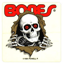 Bones Ripper Sticker