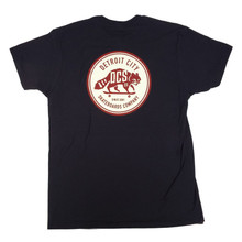 DCS New Raccoon Logo T-Shirt - Black