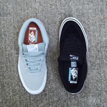 Vans Half Cab Pro Shoes - (Perforated Suede) High Rise