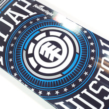 "Element Nyjah Dialed Skateboard Deck - 8"""