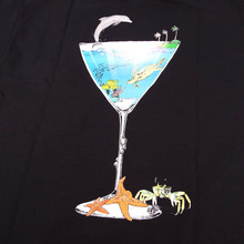 Alltimers Tropical Fantasy T-Shirt - Black