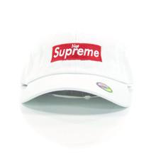 T.O.D. NotPreme Dad Hat - White