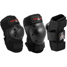 Triple 8 Saver Series High Impact Pad 3-Pack