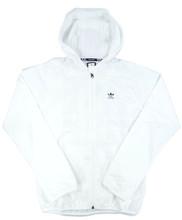 Adidas Blackbird Wind Jacket - White/White