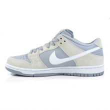Nike SB Dunk Low TRD Shoes - Summit White/White-Wolf-Grey-White