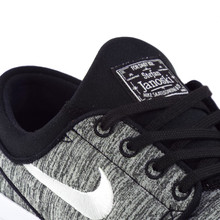 Nike SB Stefan Janoski Max Shoes - Black/White