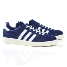 Adidas Campus 80s RYR (Brian Lotti) Shoes - Collegiate Navy/White