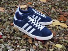 Adidas Campus 80s RYR (Brian Lotti) Shoes - Collegiate Navy/White