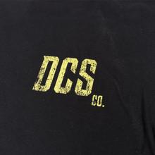 DCS Raccoon Distressed Logo T-Shirt - Black