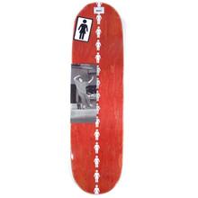 "Girl McCrank 93 Till WR37 Skateboard Deck - 8.37"""