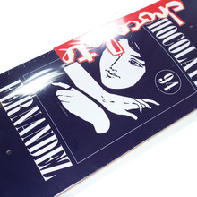 "Chocolate Fernandez Daydream Skateboard Deck - 8.12"""