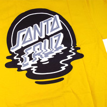 Santa Cruz Dot Reflection T-Shirt - Gold