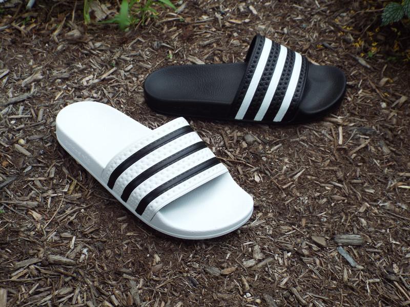 Adidas Originals Adilette slides are here!