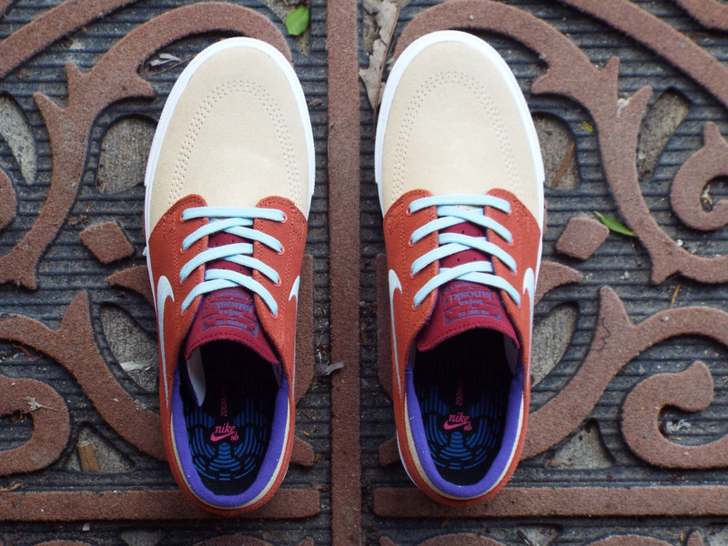 New colorway of the Nike SB Janoski RM (remastered) shoes are here!