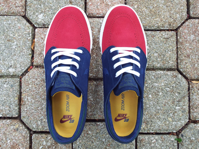 Nike SB Yacht Club Stefan Janoski is here!