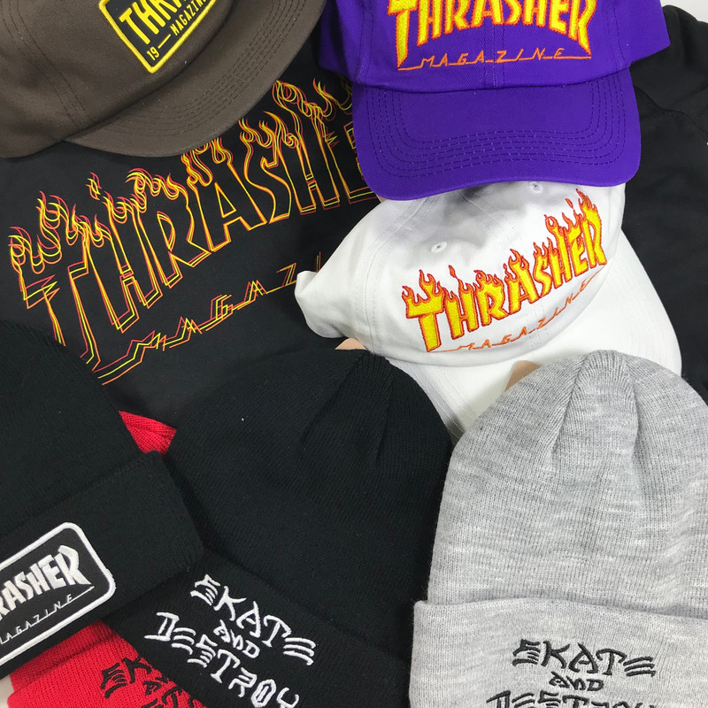 New year, new Thrasher goods available now.