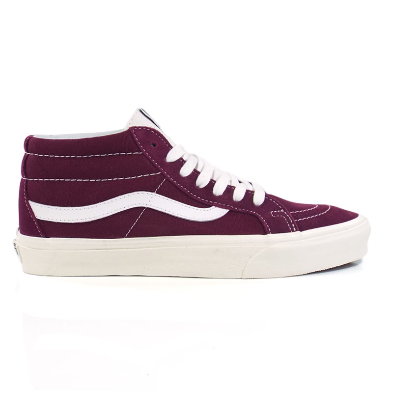 Vans SK8 Mid Reissue ((Retro Sport) Port Royale) Skate Shoes