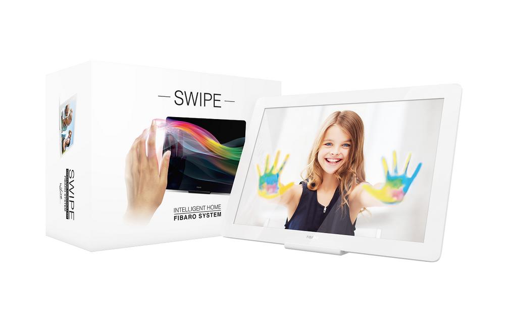 Fibaro Swipe Controller - White