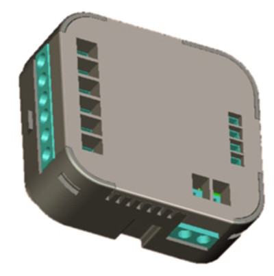 DHS Z-Wave Single Switch In-Wall