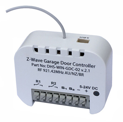 Z-Wave Garage Door Opener