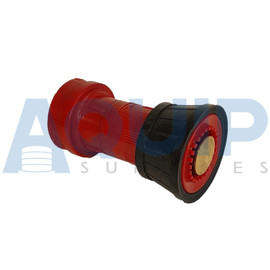 40mm Plastic Nozzle with BSP Thread
