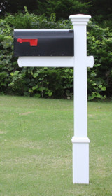 Homestead Mailbox with Federation Cap