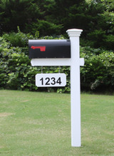 Loudon Mailbox with Federation Cap