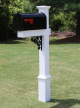 Madden Mailbox with New England Cap