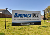The BannerzUp Banner Frame System