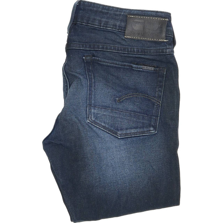 G-Star 3301 Skinny Slim Jegging W26 L30 Jeans in Very good used condition. Fast & Free UK Delivery. Buy with confidence from Fabb Fashion. image 1