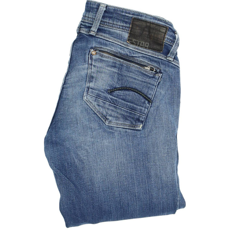 G-Star Attacc Straight Regular W27 L34 Jeans in Very good used condition. Fast & Free UK Delivery. Buy with confidence from Fabb Fashion. image 1