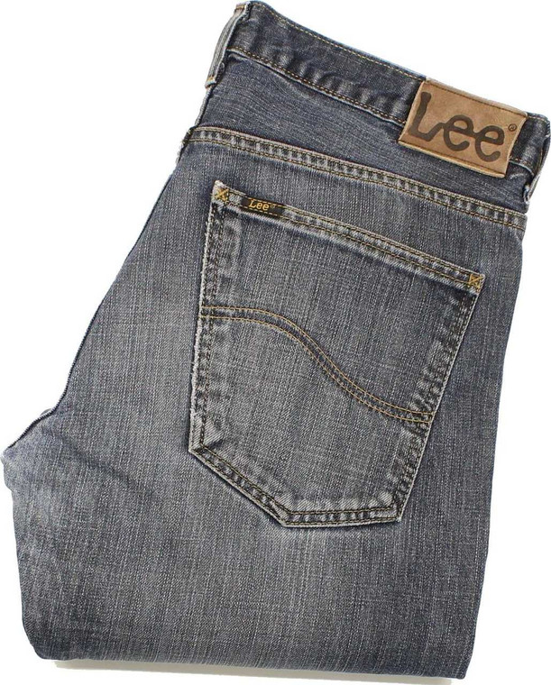 Wrangler Kent Mens Blue Relaxed Jeans W32 L34 image 1