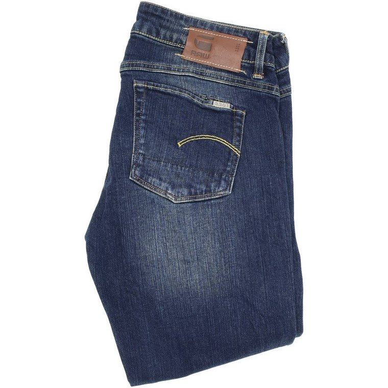 G-Star 3301 Bootcut Regular W27 L34 Jeans in Very good used condition. Fast & Free UK Delivery. Buy with confidence from Fabb Fashion. image 1