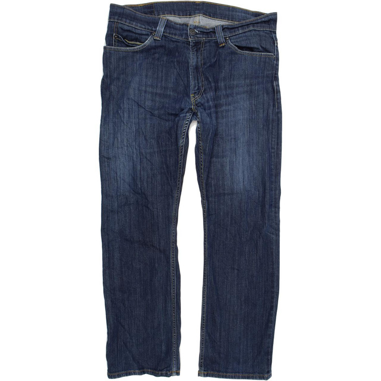 Levi's 506 Straight Regular W36 L30 Jeans in Good used conditionwith some wear to the crotch. Fast & Free UK Delivery. Buy with confidence from Fabb Fashion. image 1