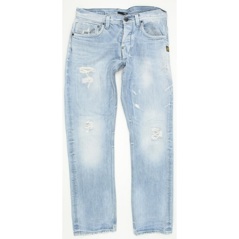 G-Star Attacc Straight Regular W32 L32 Jeans in Good used condition. Fast & Free UK Delivery. Buy with confidence from Fabb Fashion. image 1