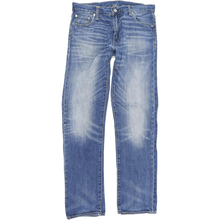 Levi's 504 Straight Regular W30 L32 Jeans in Very good used condition. Fast & Free UK Delivery. Buy with confidence from Fabb Fashion. image 1