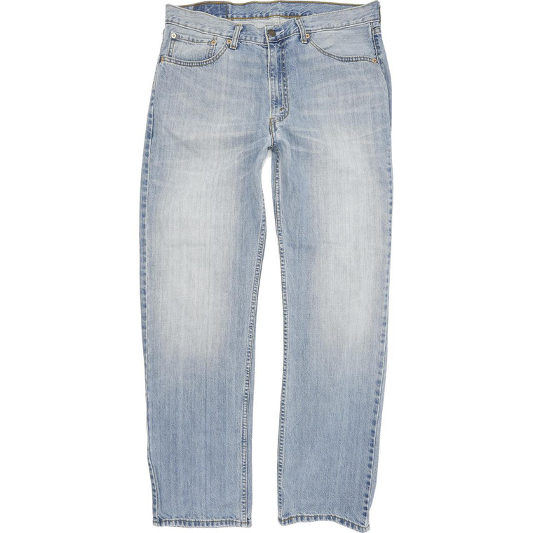 Levi's 751 Straight Regular W36 L32 Jeans in Good used conditionwith some wear. Fast & Free UK Delivery. Buy with confidence from Fabb Fashion. image 1