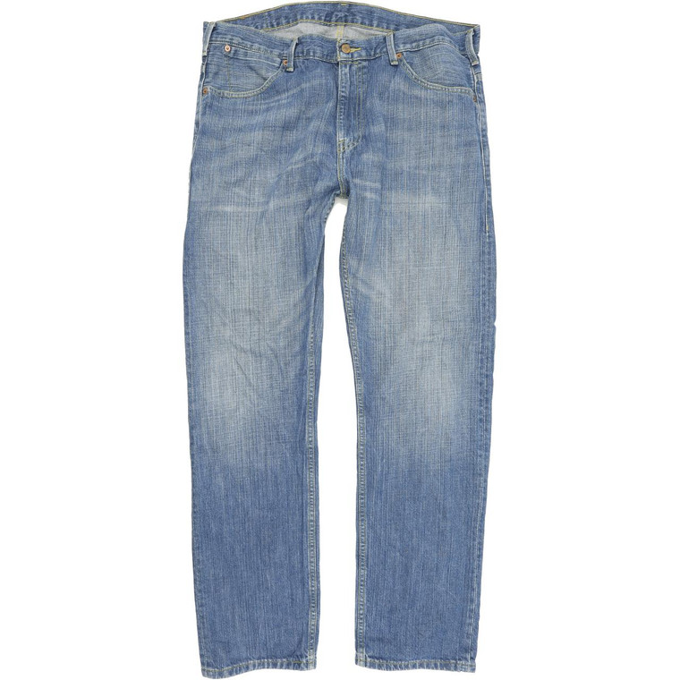 Levi's 504 Straight Regular W38 L32 Jeans in Very good used condition. Fast & Free UK Delivery. Buy with confidence from Fabb Fashion. image 1