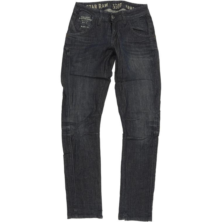 G-Star  Skinny Slim W24 L30 Jeans in Very good used condition. Fast & Free UK Delivery. Buy with confidence from Fabb Fashion. image 1
