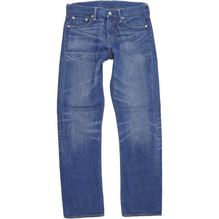 Levi's 504 Straight Regular W29 L32 Jeans in Very good used condition. Fast & Free UK Delivery. Buy with confidence from Fabb Fashion. image 1