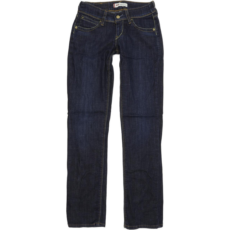Levi's 470 Straight Regular W27 L32 Jeans in Very good used condition. Fast & Free UK Delivery. Buy with confidence from Fabb Fashion. image 1
