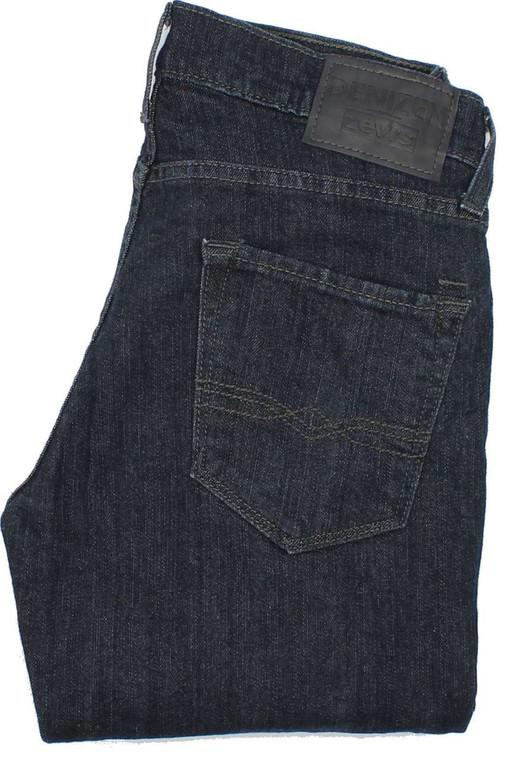 Levi's 216 Mens Blue Skinny Stretch Jeans W30 L30 image 1
