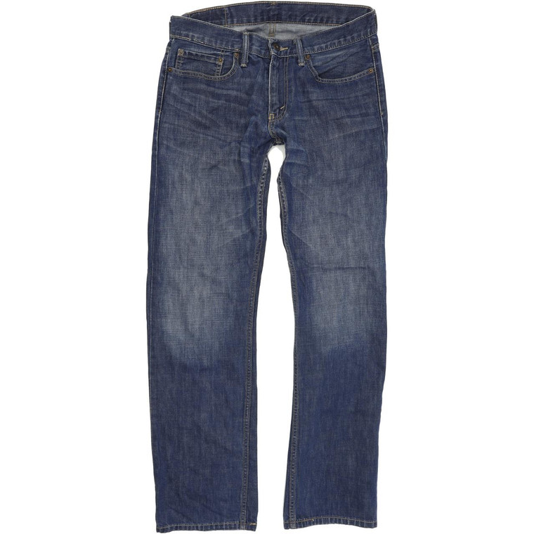 Levi's 514 Straight Slim W32 L32 Jeans in Good used conditionwith little wear to the crotch. Fast & Free UK Delivery. Buy with confidence from Fabb Fashion. image 1