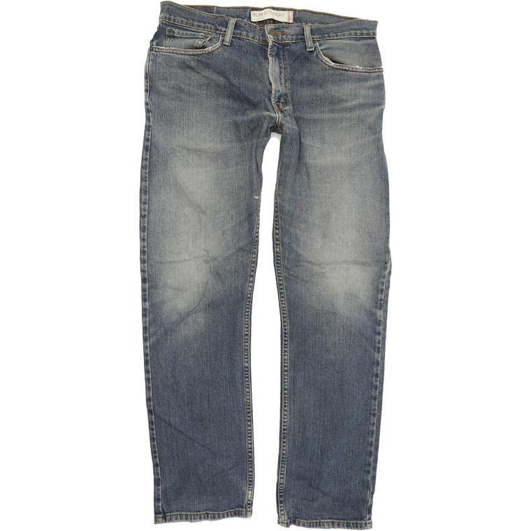 Levi's 514 Straight Slim W32 L32 Jeans in Good used condition. Fast & Free UK Delivery. Buy with confidence from Fabb Fashion. image 1