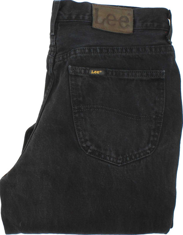 Lee Chicago Mens Indigo Straight Jeans W33 L32 image 1