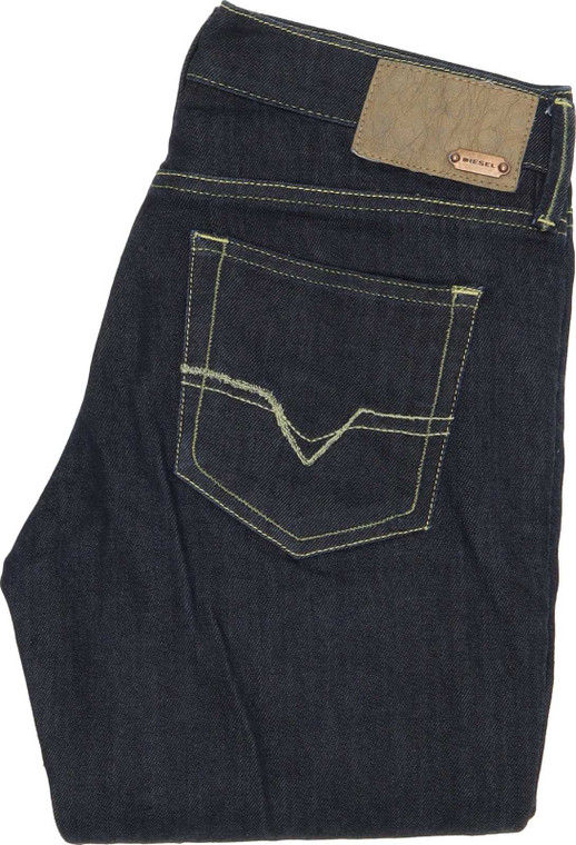 Diesel Ramys Bootcut Regular W26 L34 Jeans in Excellent used condition. Fast & Free UK Delivery. Buy with confidence from Fabb Fashion. image 1